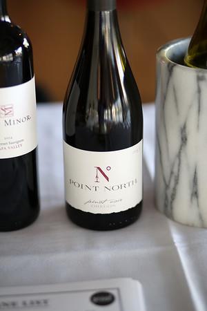 Sean Minor  -  Wine Tasting at Proof  -  10/8/2015