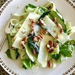 Zucchini Parmesan Salad