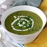 Irish Leek and Potato Soup