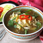 Five Spice Turkey Noodle Soup