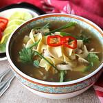Five Spice Turkey Noodle Soup
