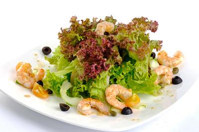 gamberi-salad