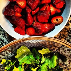 Spring Brunch & Salad
