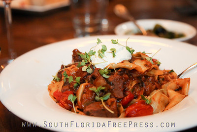 Slow Braised Beef Ragu with Home Made Pasta