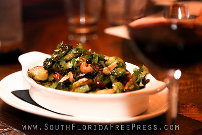 Brick Oven Brussels Sprouts