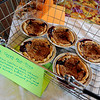 "Concord grape mini-pies are examples of some of the food brought to the Stonebridge Food Swap in Lyons.<br /> For a video of the food swap, go to  <a href=""http://www.dailycamera.com"">http://www.dailycamera.com</a>.<br /> Cliff Grassmick / April 18, 2012"