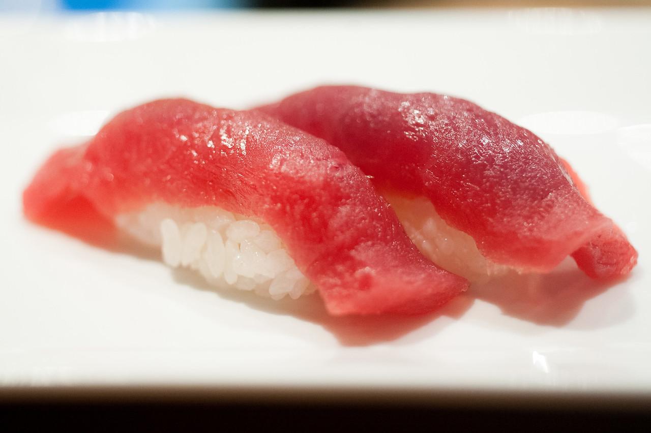 Kitty and Chris - Sushi Kaji Restaurant Etobicoke Toronto Foodie - September 2014 032