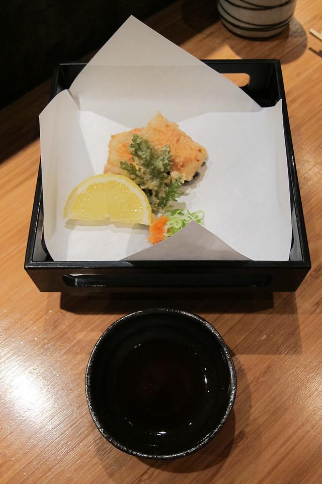 Kitty and Chris - Sushi Kaji Restaurant Etobicoke Toronto Foodie - September 2014 019