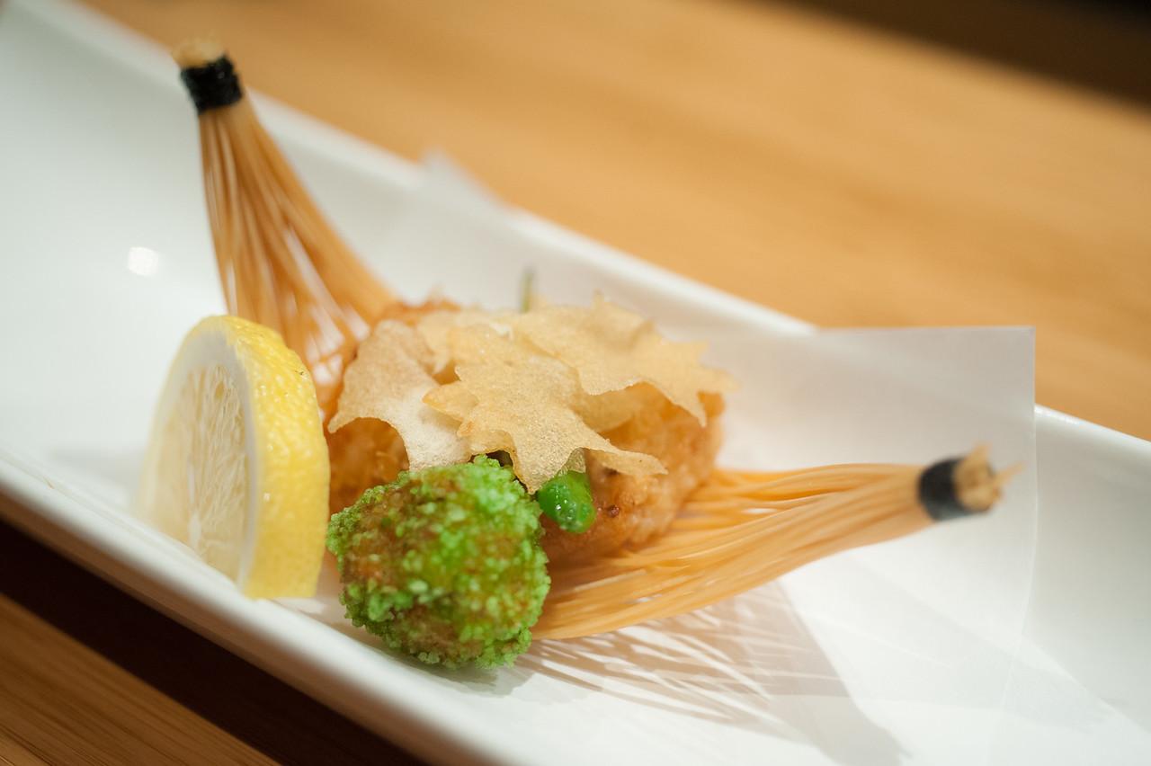 Kitty and Chris - Sushi Kaji Restaurant Etobicoke Toronto Foodie - September 2014 020