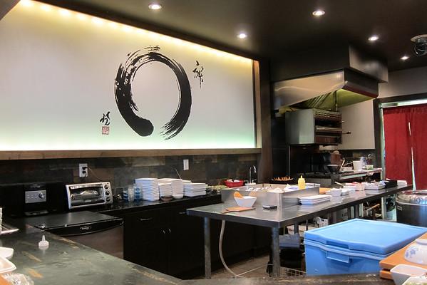 Sushi Kaji Restaurant - September 2014