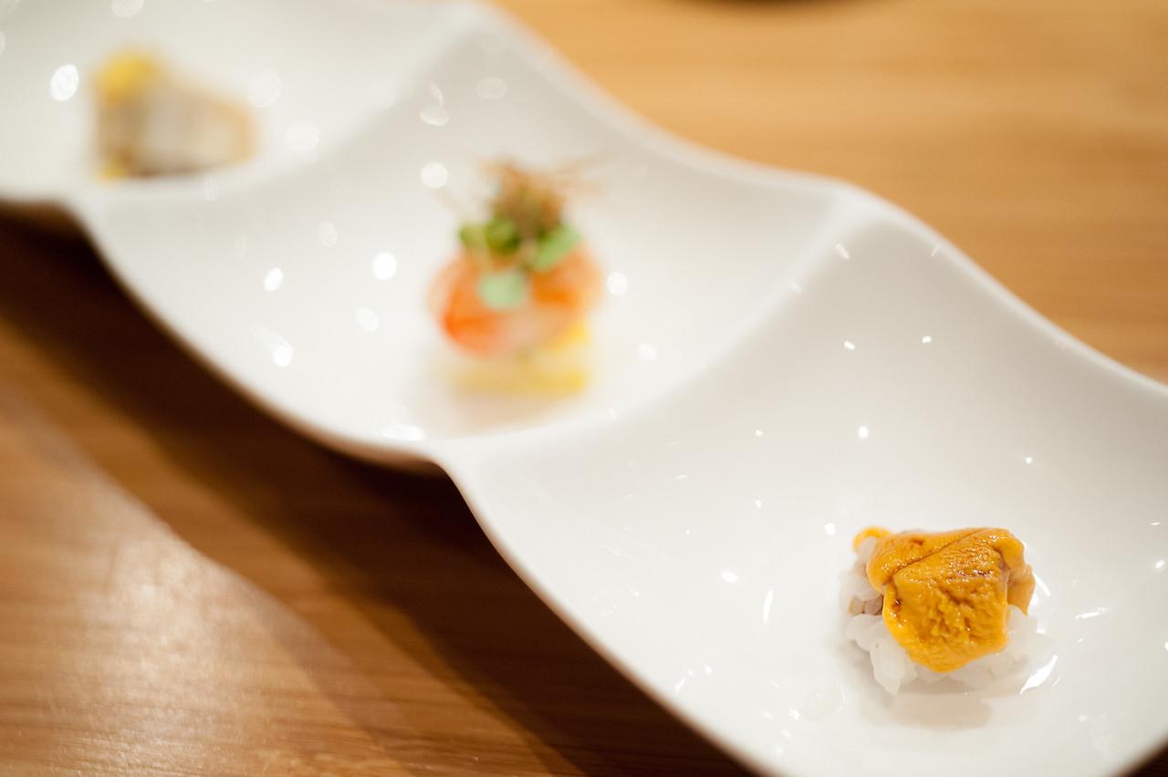 Kitty and Chris - Sushi Kaji Restaurant Etobicoke Toronto Foodie - September 2014 041