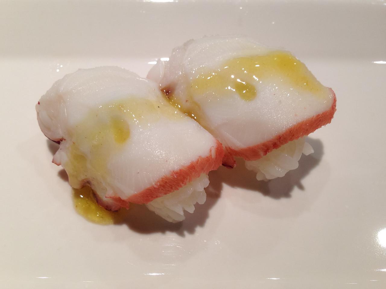 Kitty and Chris - Sushi Kaji Restaurant Etobicoke Toronto Foodie - September 2014 030
