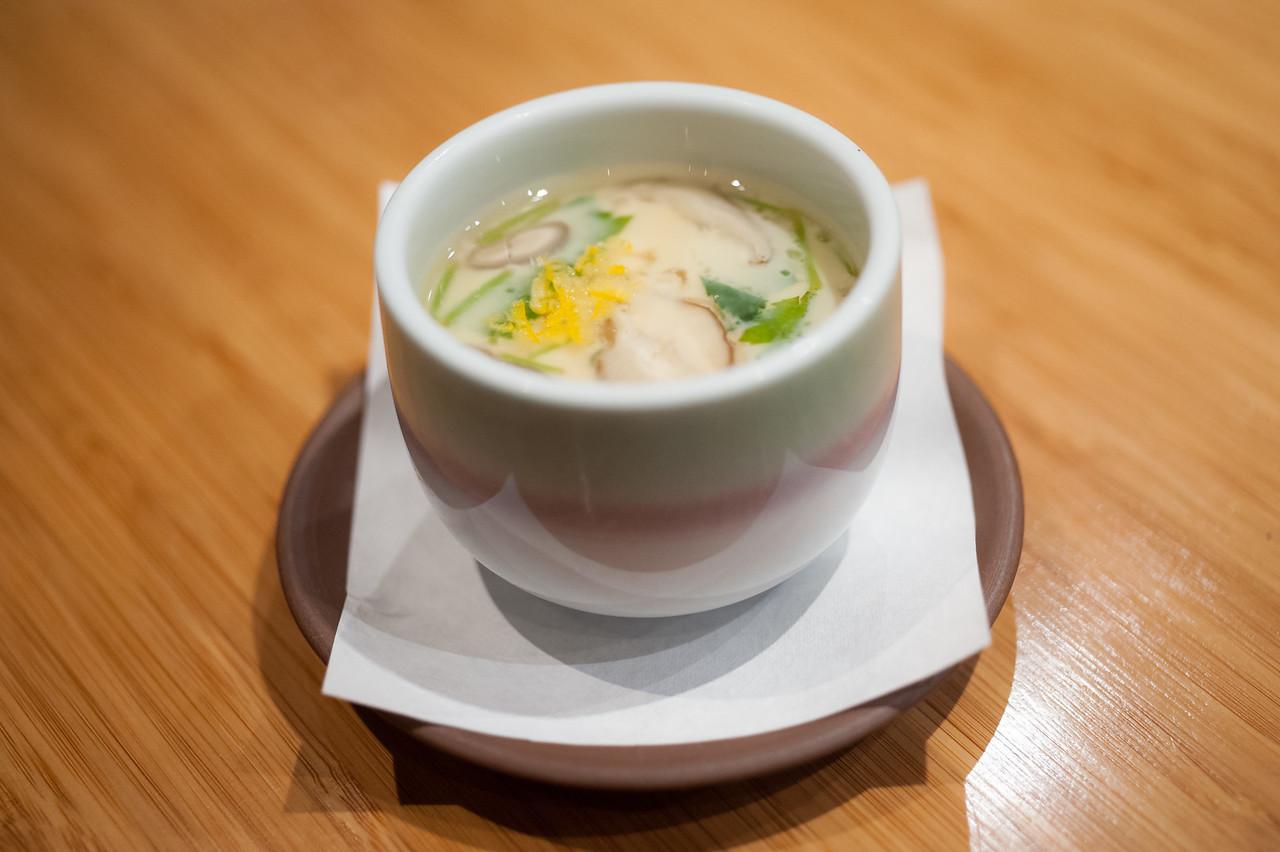Kitty and Chris - Sushi Kaji Restaurant Etobicoke Toronto Foodie - September 2014 018
