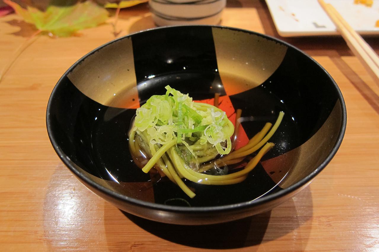 Kitty and Chris - Sushi Kaji Restaurant Etobicoke Toronto Foodie - September 2014 046