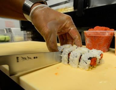 Sushi at the White House Inn - 072716
