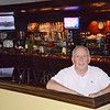 Dave Celuzza, owner of Slattery's Restaurant & Catering, shown in his restaurant on Monday afternoon. SENTINEL & ENTERPRISE / Ashley Green