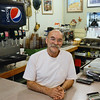John Karanasios, owner of City Hall Cafe, shown in his restaurant on Monday afternoon. SENTINEL & ENTERPRISE / Ashley Green