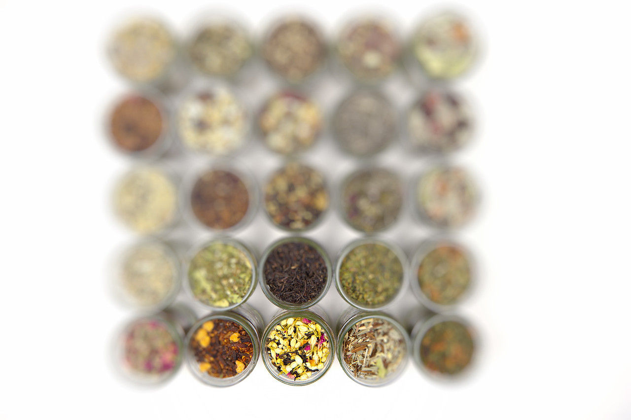 The Teaologist Product shoot