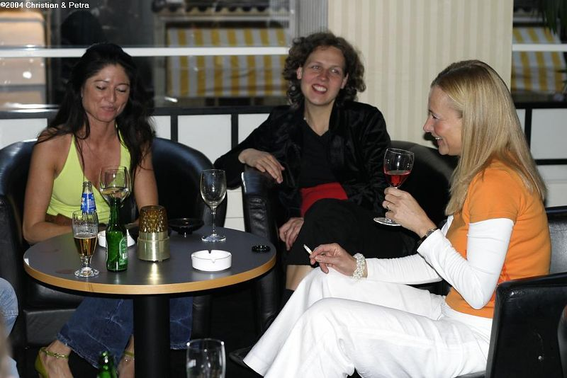 Wendy, Sanne and Astrid