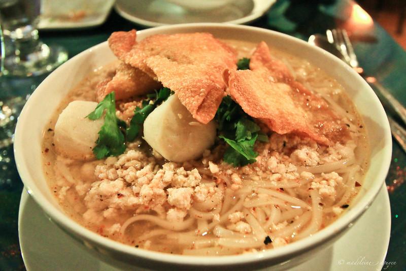 Thai Place - Noodle Soup