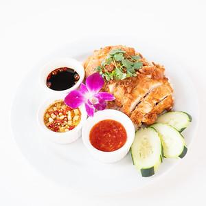 TSG fried chicken platter-07347
