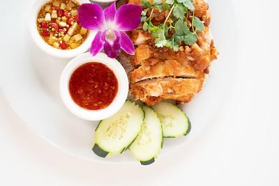 TSG fried chicken platter-07344