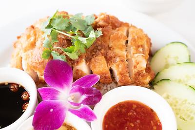 TSG fried chicken platter-07314