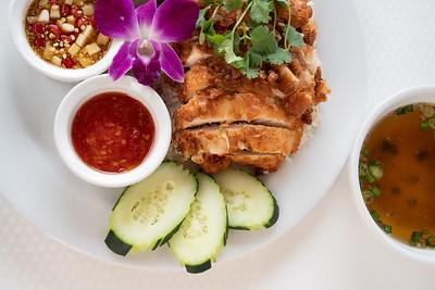 TSG fried chicken platter-07317