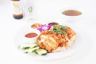 TSG fried chicken platter-07360