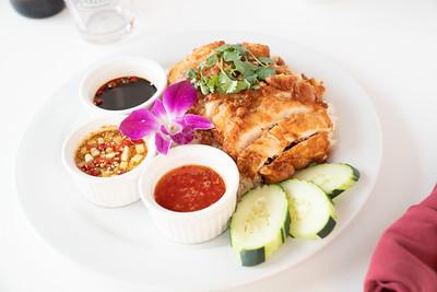 TSG fried chicken platter-07355