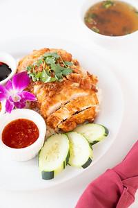 TSG fried chicken platter-07353
