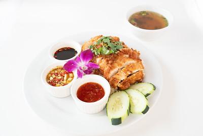 TSG fried chicken platter-07350