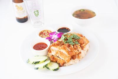 TSG fried chicken platter-07361
