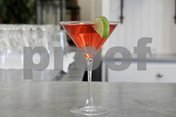 The Gables - Fall Menu Martinis