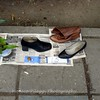 """Various """"shoe"""" for sale."""