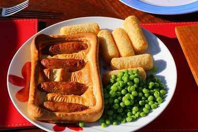 Toad in the Hole from Morrisons  06/08/13