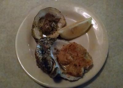 Oysters, Half Shell Oyster House, Lafayette, LA