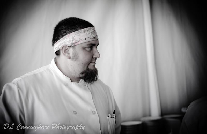 Chef Mike Ward