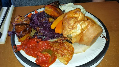 Turkey, Beef & Pork Carvery