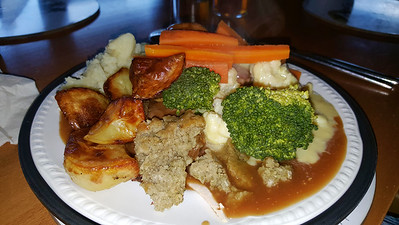 Turkey & Beef Carvery