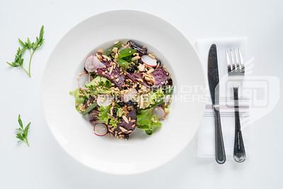 Twisted Fern beet salad-08299