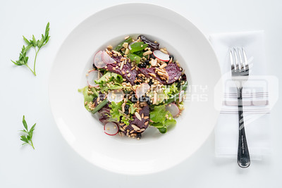 Twisted Fern beet salad-08298