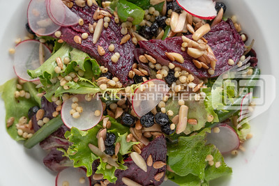 Twisted Fern beet salad-08302