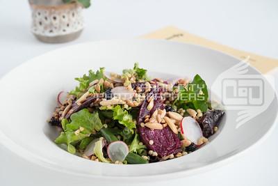 Twisted Fern beet salad-08311