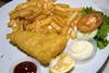 Fish & Chips - nice.
