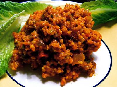 Mexican Millet - Veganomicon