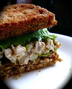 Better Than Tuna, Tempeh Salad
