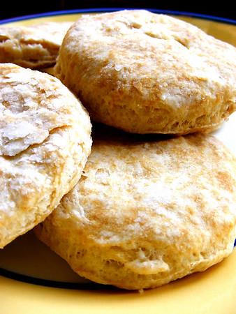 Flaky Baking Powder Biscuits