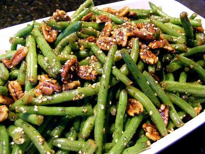 Harvest Green Beans