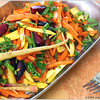 Roasted Baby Veggies